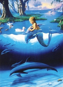 How do mermaids have babies??
