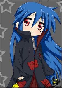 Does chocopockyninja belong with Konata Izumi?? xD
