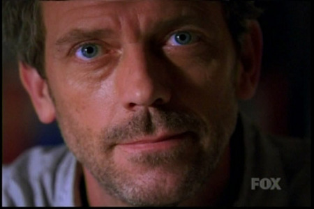 I just 愛 this one its my screensaver pic, its from ''House v God '' at the poker game in his house , this is the look he gave Wilson when he discovered Wilson was living with his cancer patient,