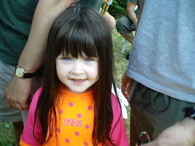 do u think this little girl should play renesmee what do u think?