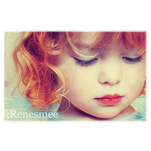 It would be Bella and I'd ask how Renesmee is doing :)