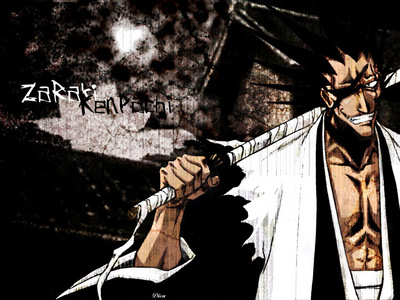 will they show kenpachi zanpakuto true form on the new filler ...