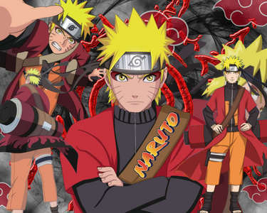 Who and When does Naruto learn the Sage mode ???