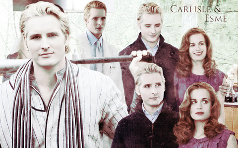 i pick definitely CARLISLE, he knows what he's doing and he's gentile :D