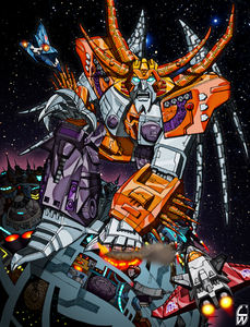 is unicron a decepticon