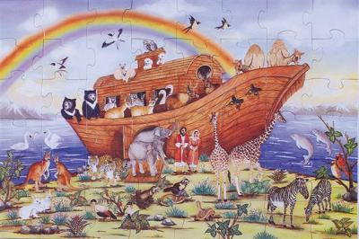 """Noah's ark"" according to my religion here :S it's a mashua with 2 wanyama of the same kind. so Edward can eat, i could spend the rest of my life with him and when were bored, we can take the mashua nyumbani :D héhé"