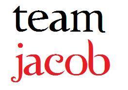 No. Love, _Team_Jacob_