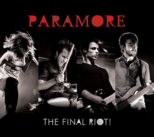 Best Paramore Songs Off All We Know Is Falling