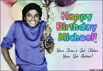 What will आप be doing to celebrate Michaels birthday?