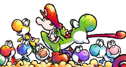 If আপনি were a Yoshi,what color would আপনি be?