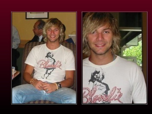 HOW WOULD tu KEITH HARKIN fans FEEL IF KEITH HAD A TWIN BROTHER?