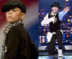 who is the better dancer george sampson atau aidan davis ??