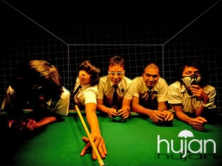 do u know a band named Hujan from Malaysia?