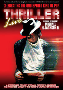 Are आप going to see Thriller Live?