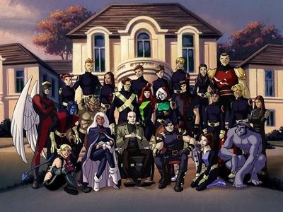 Were in tv can i find X-Men Evolution?