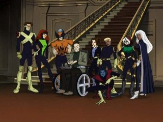 Tell me what episode of X-Men Evolution Du want and i'll try puting it in.