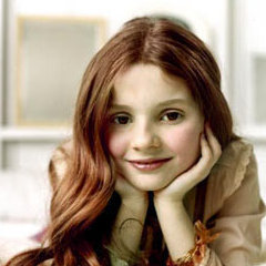 If you could imagine Renesmee with anyone else besides Jacob, who would it be?