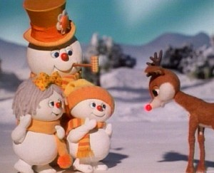 What is your favorite animated Christmas movie?