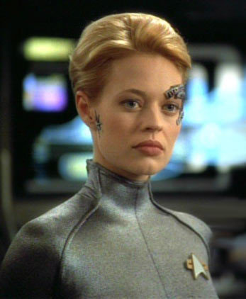 Hot Blonde Star Trek 119