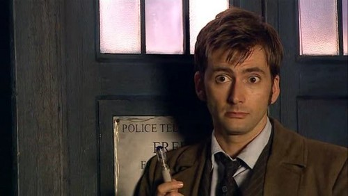 David Tennant! ♥ Yay me! I can do little hearts now! *SIGH*