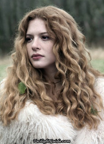 I would be Victoria because she's beautiful (of course), she has red hair which I would Cinta to have, she's very vengeful (like I am), and it would be fun to be in charge of a gigantic army of Vampires :D Lol. Plus, she's one of my kegemaran characters....