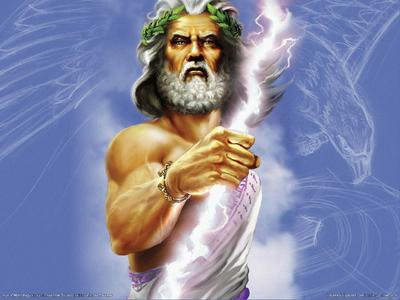 what does Zeus do?