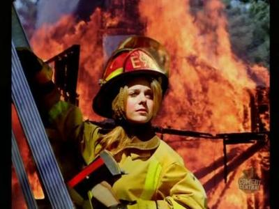firefighting wallpaper. of the woman firefighter#39;s