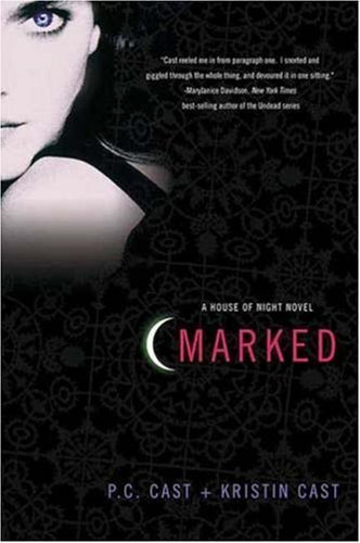 The house of night series by P.c and Kristen Cast!!There good!