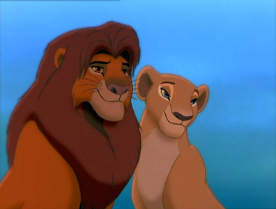 Why do males have whiskers and females don't?? - Lion King