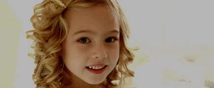 Does this little girl look like Rose and Emmett's girl, Jaspers and Alice's, или maybe even Nessie?