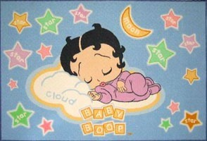 I luv Betty Boop! That's why I joined. Baybie= baby from when I saw this cute little baby betty!! Therefore, switch the spelling and: BaybieBetty009(The numbers were random)