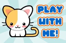 Ummm...Dude that was weird but strangely addicting...I'M A KITTY CAT!!!