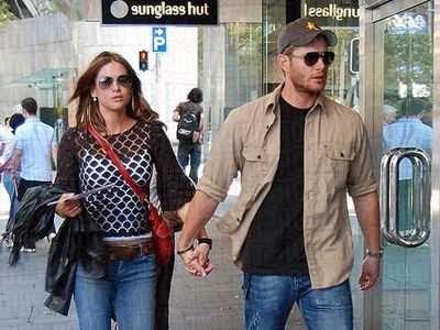 Jensen and Danneel make an awesome couple! they seem to be really happy together and it's much important than people talking inadequate things about them!