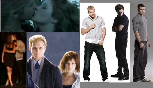 Obviously I love them all...TEAM CULLEN!!!