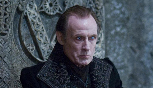 He may not be in movie, but Should Bill Nighy be as Aro?
