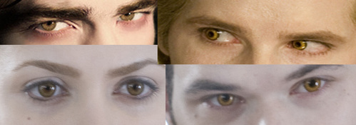 I don't know if 당신 want just the eyes 또는 the complete pic??? =S