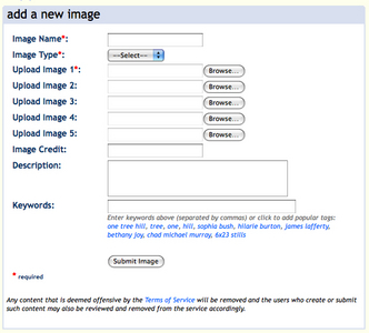 MORE IMAGES FOR MAC USERS! MY DREAM WOULD BE UNLIMITED IMAGES!  we ask all the time, isn't that enoug