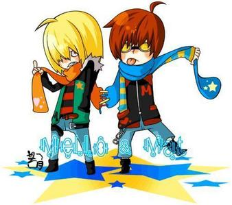 and this is how they look when they're chibis.. see what i mean? they look much cuter and funnier ra