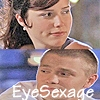 oh i made an eye sexage icon