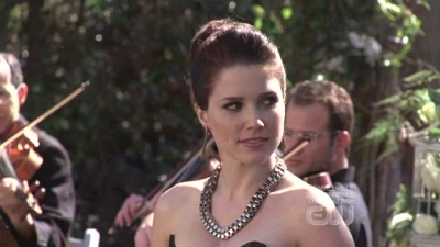 """I know! Old Brooke as back! """"I look hotter then Julian's date.. RIGHT!?"""" xD It was actually on"""