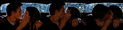 What the hell is up with One 木, ツリー Hill? Leyton - making out at the backseat of the car?! Really, Mark