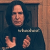 Aww Terra! <33 I 愛 when people 登録する to the lovely club of hating Snape. Eheh Sorry Dawn xD I L(デスノート)