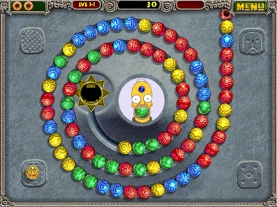 Screenshot - the game