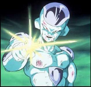 I l'amour Goku gohan and frieza!!!