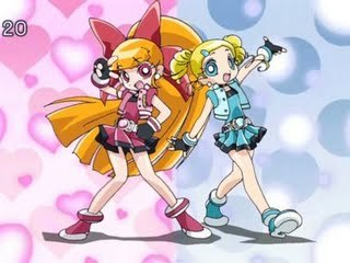 BUBBLES AND BLOSSOM!!!Mah favs!Luv them all after all but あなた heard my favs!If ya want sum もっと見る PPGZ