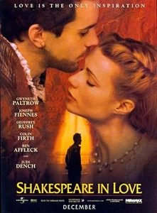 L - lady viola and will - Shakespeare in Love.