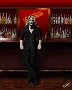 F: Fangtasia (Vampire Bar)