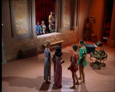 "Captain Kirk: Who wanna be like them? (To Alexander ""Plato's stepchildren"")"