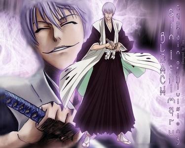 I like ichimaru i প্রণয় his pshicopath face.