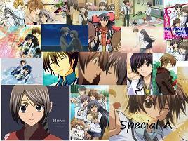 Can i answer too? The reasons why i really like Special A.. 1. When i saw Hikari and Takishima so sw